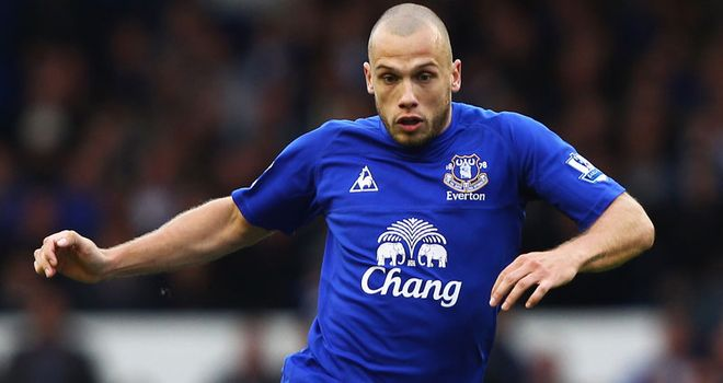Heitinga: Everton defender wants to play in Europa League