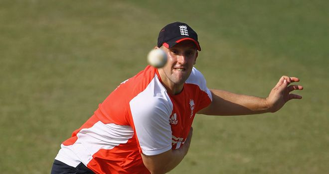 James Tredwell: Called into England Test squad