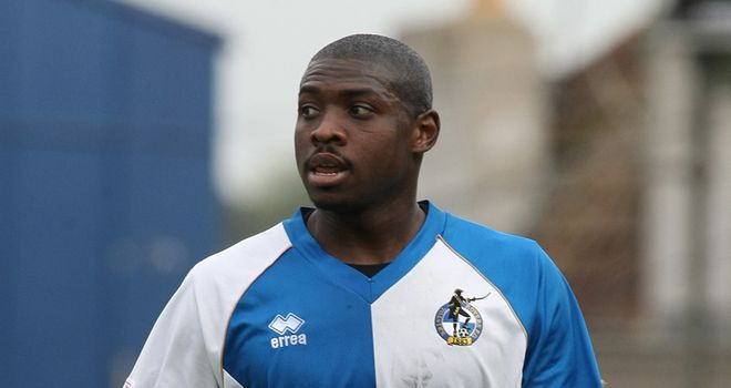 Kuffour: Left out of Rovers squad