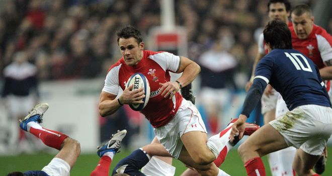 Night to forget: Byrne was part of a well beaten side in Paris