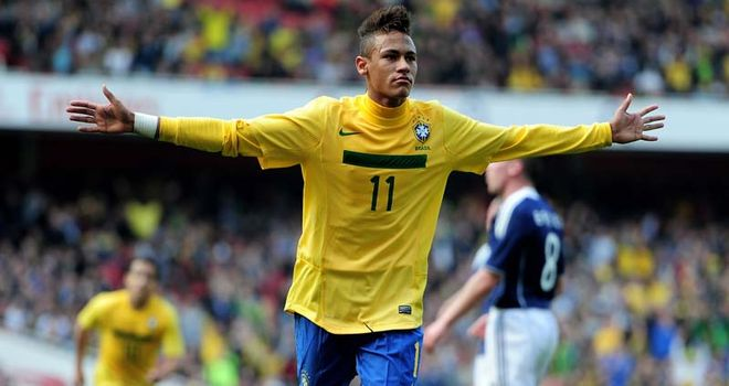 Neymar: Hot property