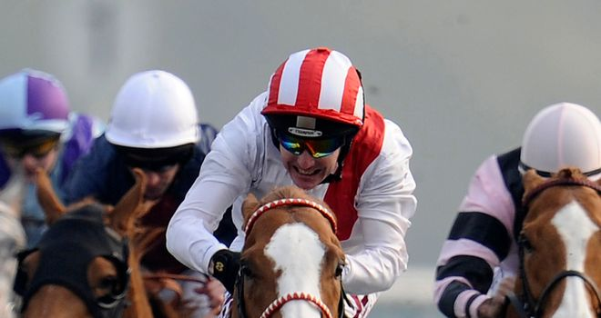 Nideeb: Winter Derby winner