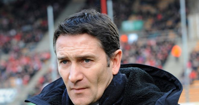 Montanier: His side are now fifth in the table as they make an encouraging start