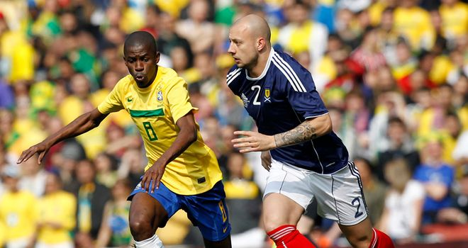 Ramires: Eyes on Brazil place after not playing for his country for over a year