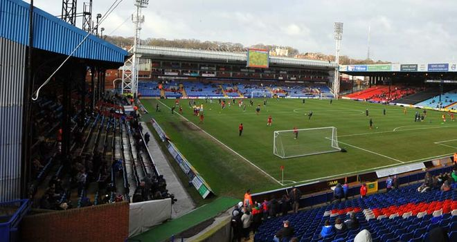 Selhurst Park game called off following London riots