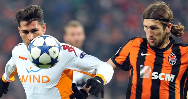 Marco Borriello: On his way to Turin