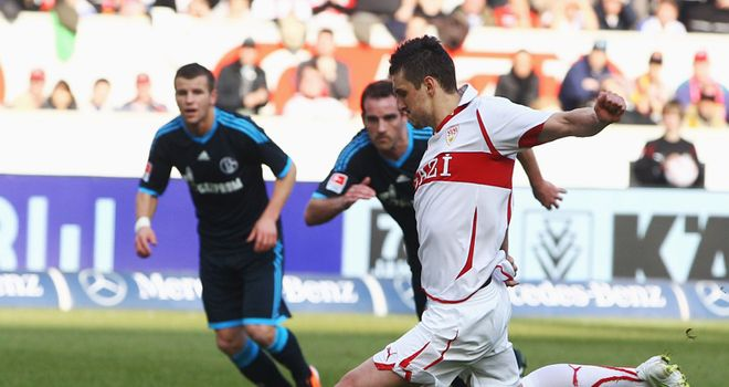 Zdravko Kuzmanovic: Midfielder is happy at Stuttgart but is flattered to have been linked with Juventus