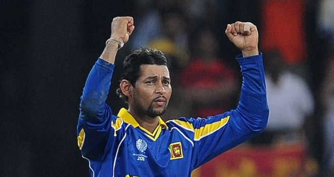 Dilshan: takes over from Sangakkara