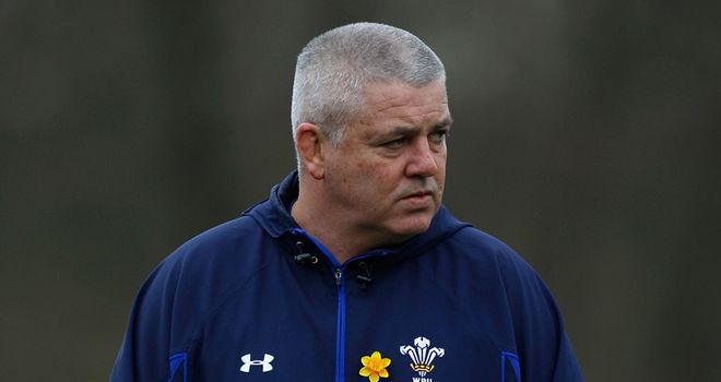 Gatland: keen for Henson to stake World Cup claim