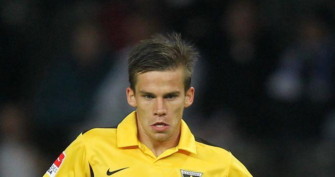 Zoltan Stieber: Talented winger signs for Bundesliga new boys