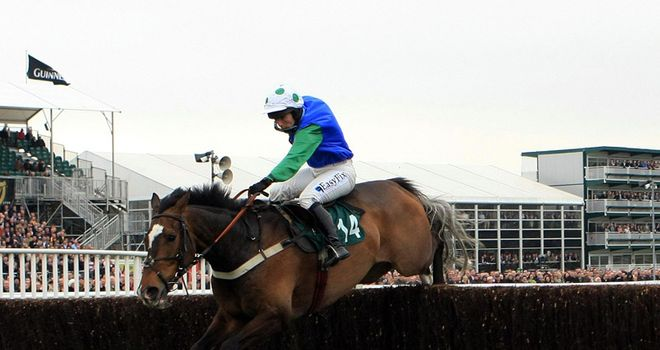 Poker De Sivola: Shaping well ahead of Grand National bid