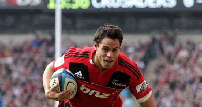 Maitland returns to boost Crusaders