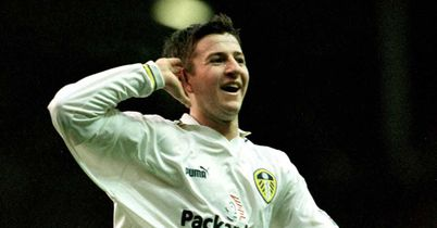Bridges during his time at Leeds in 1999
