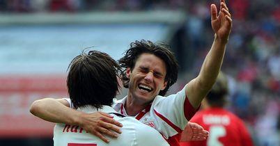 Trasch: Turned down improved offer at Stuttgart
