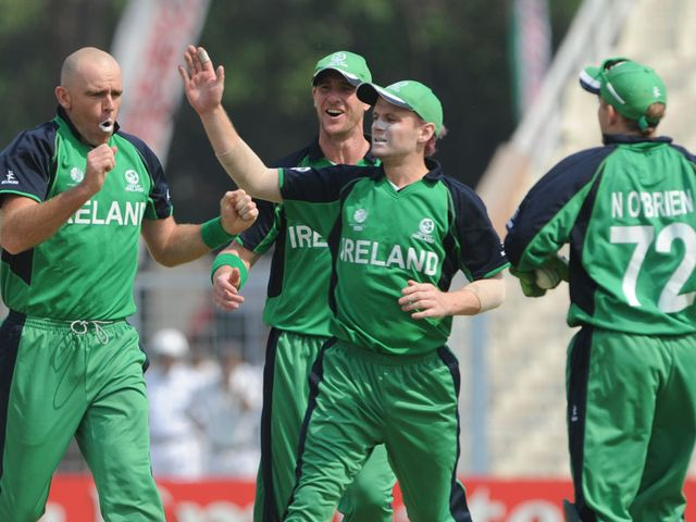Ireland have received a boost from the ICC.