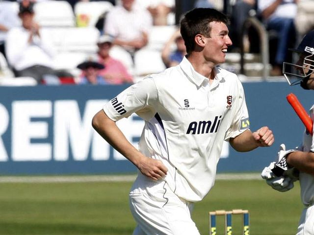 Reece Topley: Took 11 wickets in Essex win