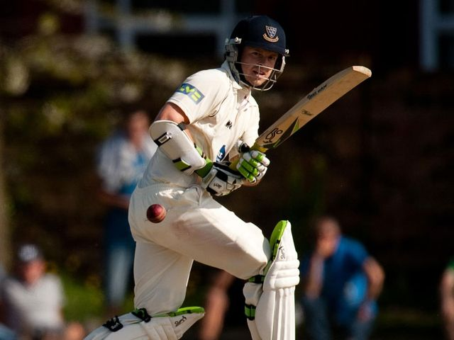 Ed Joyce: Hit a century for Sussex