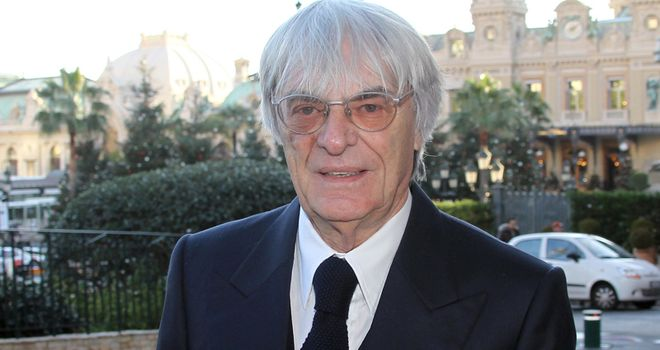 Ecclestone: Does not think F1 will be changing ownership