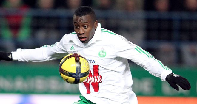 Matuidi: Wanted by a number of clubs including Newcastle