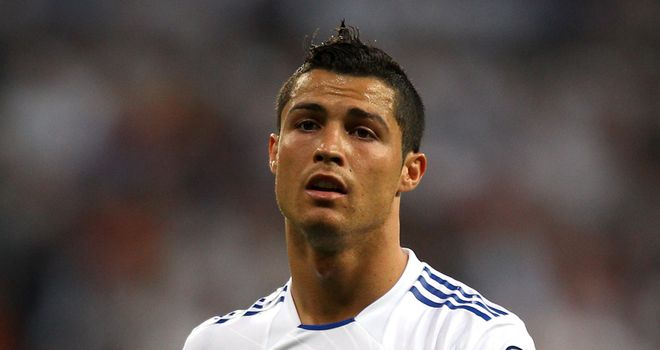 Ronaldo: Not happy after Real were beaten 2-0 by Barcelona in the semi-final first leg