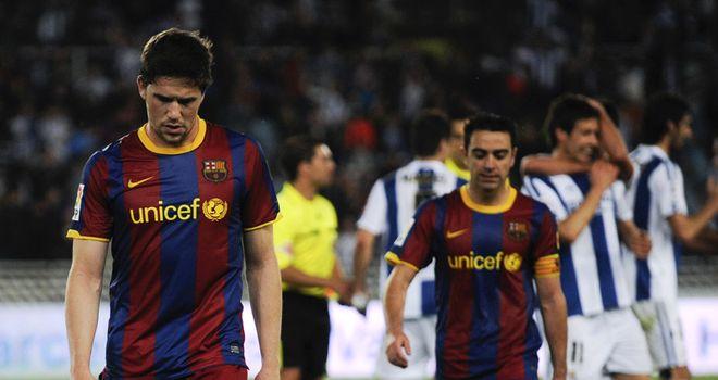Andreu Fontas: New deal at Barcelona