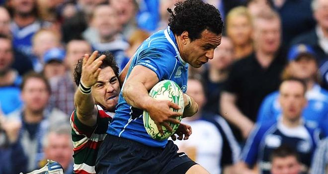 Nacewa: Stars for Leinster