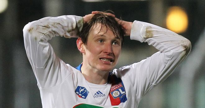 Kallstrom: Will weigh up his options at the end of the season