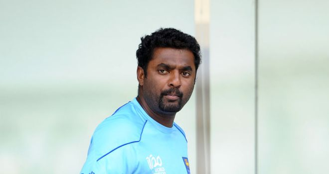 Muralitharan: Visa granted