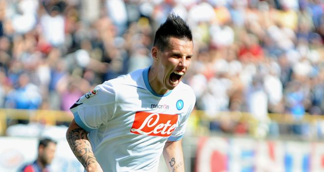 Hamsik: Flattered by Milan interest