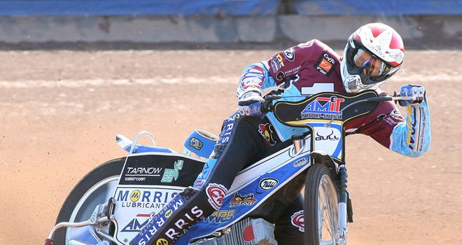 Piotr Swiderski: Returned to the Lakeside Hammers. (PIC CREDIT TGSPhoto)