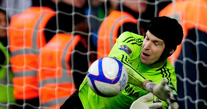 Cech: Keen to take positives from final home game of the season