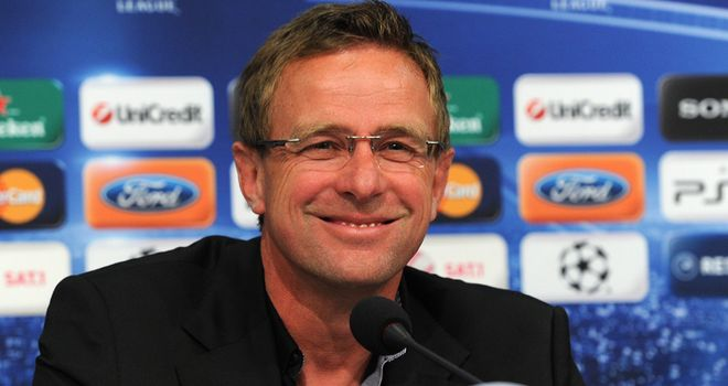Rangnick: Refusing to give up on comeback