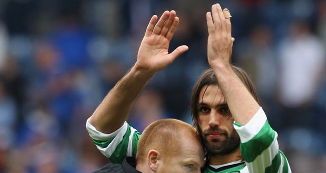 Samaras: Scored just seven goals in all competitions last season