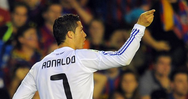Ronaldo: Scored his 39th and 40th league goals of the season to write his name into the record books