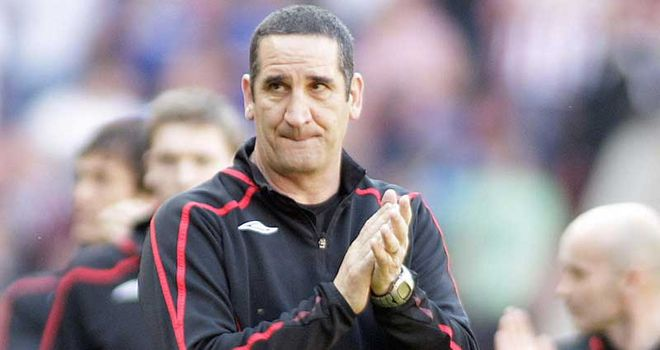Sbragia: Has left his role as chief scout at Sunderland.