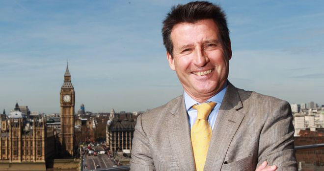 Lord Coe: Proud of 2012