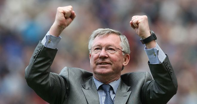 Ferguson: Nineteenth title could make history for the club