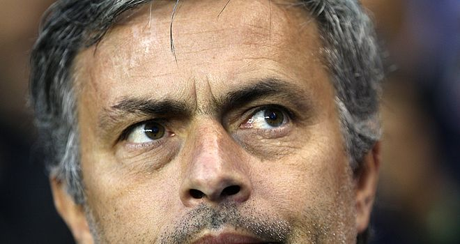 Mourinho: Has avoided defeat in his last two meetings with Barcelona