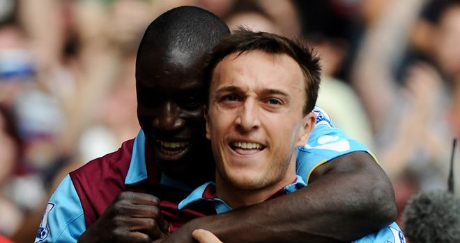 Noble: Is hoping Allardyce can soon seal some transfer deals