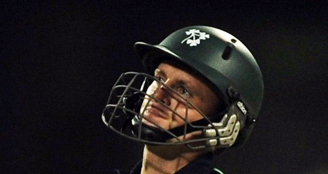 Porterfield: Insists Ireland can bounce back against Pakistan