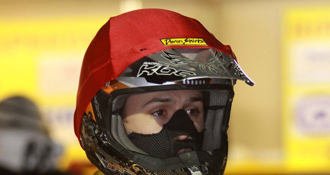 Danny King: Returning to Birmingham Brummies in 2013 (picture by Claire Swatman)