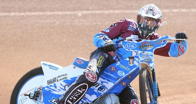 Kauko Nieminen: Has signed for Belle Vue (Pic credit TSG Photos)