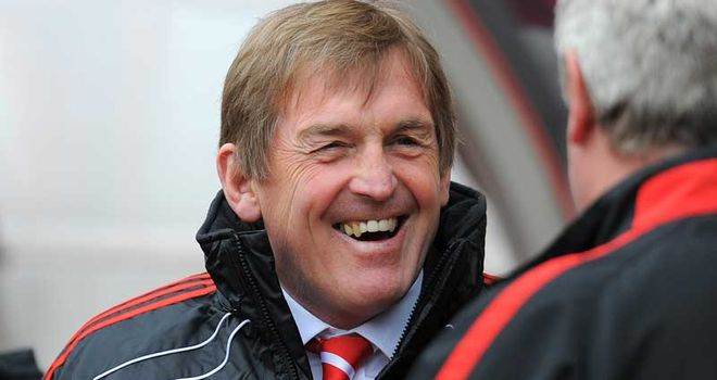 Dalglish: Staying quiet on transfer business but does not believe fans should be worried