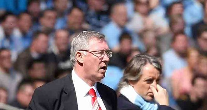 Sir Alex Ferguson: Admits that Man City will be regular title contenders in the seasons to come