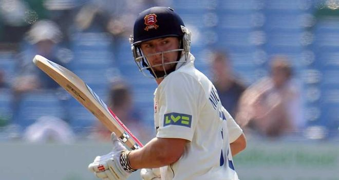 Jaik Mickleburgh: Made only four for Essex