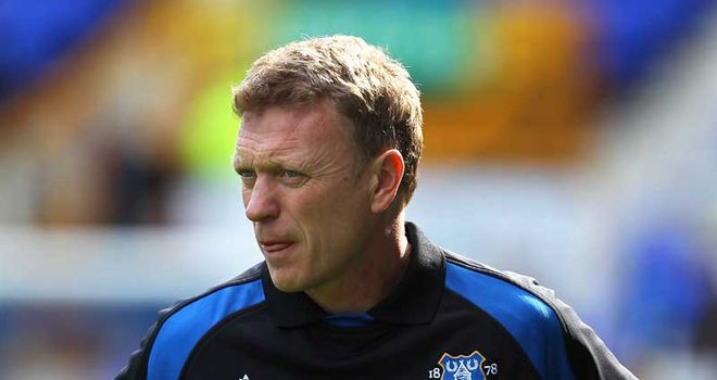 Moyes: Remains committed to the Everton cause and is looking to come back fresh next season
