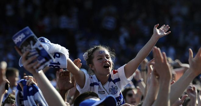 QPR fans: will their celebrations be cut short?