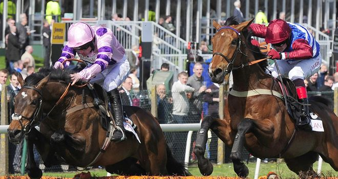 Zarkandar: Aintree winner