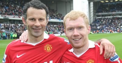 Giggs and Scholes: Can carry on at highest level
