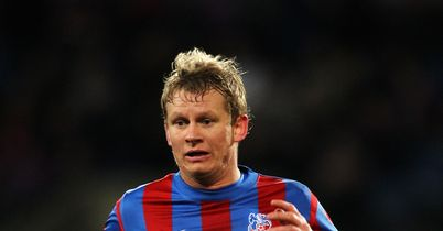 Steffen Iversen: Leaving Crystal Palace after cancelling his contract by mutal consent